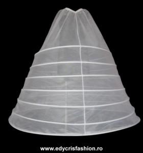 Crinolină (cerc) pt rochia de mireasă (model 1)