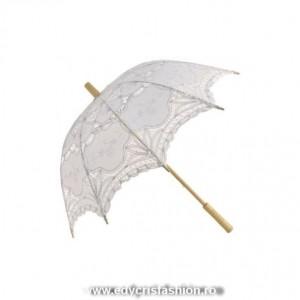 Umbrelă de dantelă model 3